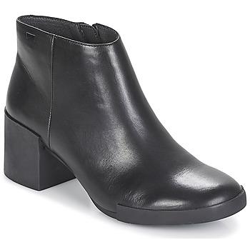 Sapatos Mulher Botins Camper LOTTA Preto
