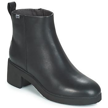 Sapatos Mulher Botins Camper WDR0 GTX Preto
