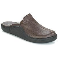 Sapatos Homem Chinelos Romika MOKASSO 202 G Castanho