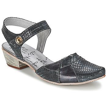 Sapatos Mulher Sandálias Un tour en ville DEEMU Preto
