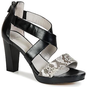Sapatos Mulher Sandálias Perlato IREGUA Preto