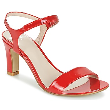 Sapatos Mulher Sandálias Perlato MONDEGO Vermelho