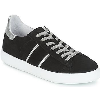 Sapatos Mulher Sapatilhas Yurban JEMMY Preto
