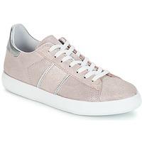 Sapatos Mulher Sapatilhas Yurban JEMMY Rosa