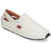 Sapatos Homem Mocassins Pikolinos JEREZ 09Z Branco