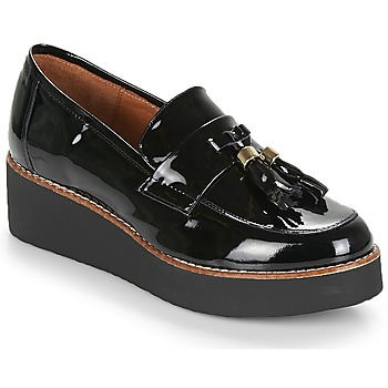 Sapatos Mulher Mocassins Fericelli JOLLEGNO Preto