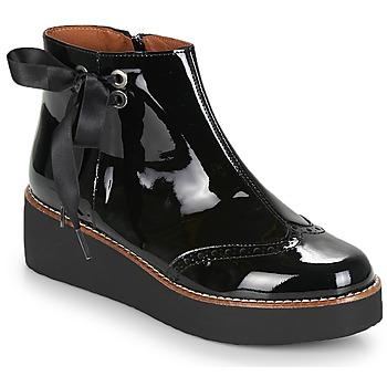 Sapatos Mulher Botas baixas Fericelli JANDICI Preto