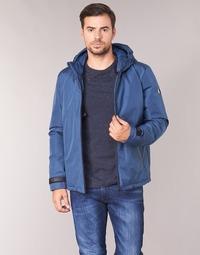 Textil Homem Jaquetas 80DB Original STAN Azul