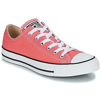 Sapatos Sapatilhas Converse CHUCK TAYLOR ALL STAR OX Laranja / Coral