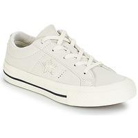Sapatos Criança Sapatilhas Converse ONE STAR OX Branco