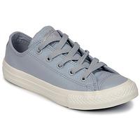 Sapatos Rapariga Sapatilhas Converse CHUCK TAYLOR ALL STAR OX Cinza