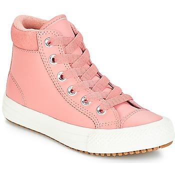 Sapatos Rapariga Sapatilhas de cano-alto Converse CHUCK TAYLOR ALL STAR PC BOOT HI Rosa / Caramelo / Rosa
