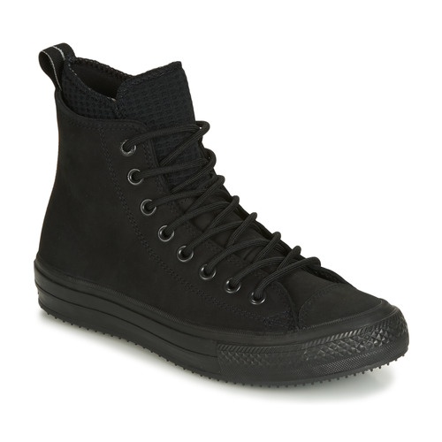 Sapatos Homem Sapatilhas de cano-alto Converse CHUCK TAYLOR ALL STAR WP BOOT LEATHER HI Preto