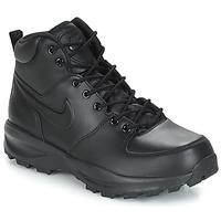 Sapatos Homem Botas baixas Nike MANOA LEATHER BOOT Preto