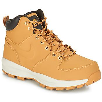 Sapatos Homem Botas baixas Nike MANOA LEATHER BOOT Mel