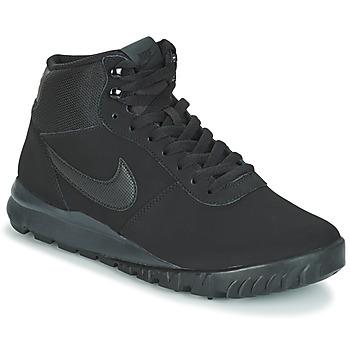 Sapatos Homem Botas baixas Nike HOODLAND SUEDE Preto
