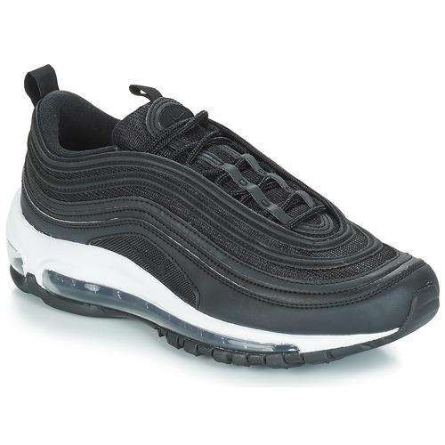 Sapatos Mulher Sapatilhas Nike AIR MAX 97 W Preto