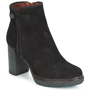 Sapatos Mulher Botins Dream in Green JATUREL Preto