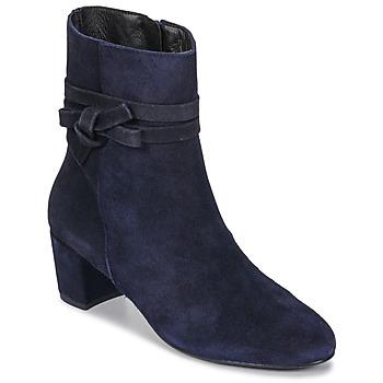 Sapatos Mulher Botins Betty London JISABU Marinho