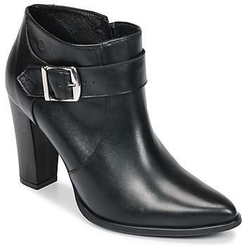 Sapatos Mulher Botas baixas Betty London JYKA Preto
