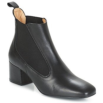 Sapatos Mulher Botins Betty London JUSSIVA Preto