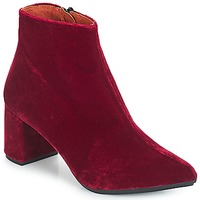 Sapatos Mulher Botins Betty London JILOUTE Bordô