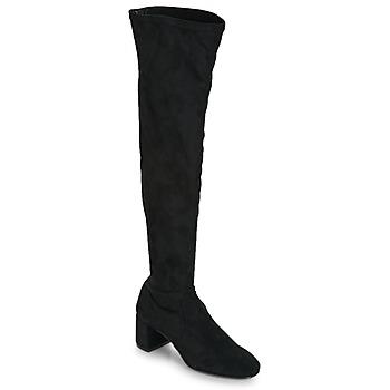 Sapatos Mulher Botas altas Betty London JOUBITU Preto