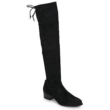 Sapatos Mulher Botas altas Betty London JAZUMI Preto