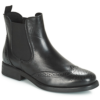Sapatos Mulher Botas baixas Betty London JODOCUS Preto