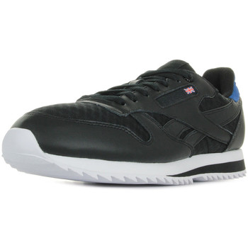 Sapatos Homem Sapatilhas Reebok Sport Classic leather Preto