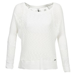 Textil Mulher camisolas Pepe jeans TWAIN Branco