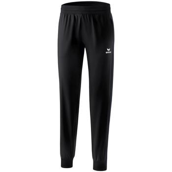 Textil Mulher Calças de treino Erima Pantalon présentation femme  Premium One 2.0 noir