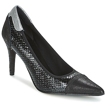 Sapatos Mulher Escarpim Elizabeth Stuart LUCOR Preto