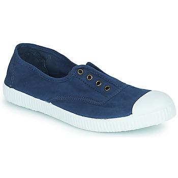 Sapatos Mulher Sapatilhas Victoria 6623 Marinho