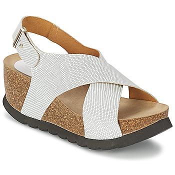 Sapatos Mulher Sandálias Ganadora SARA Branco