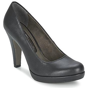 Sapatos Mulher Escarpim Tamaris OTTILIE Preto