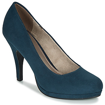 Sapatos Mulher Escarpim Tamaris VALUI Marinho