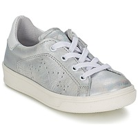 Sapatos Rapariga Sapatilhas Acebo's GAILA Prateado