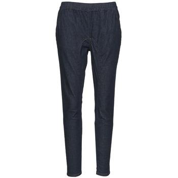 Textil Mulher Calças finas / Sarouels Nikita REALITY SLIM Azul