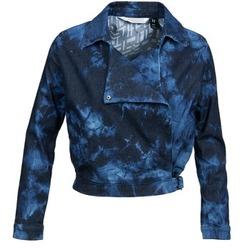 Textil Mulher Jaquetas Nikita BAY Azul