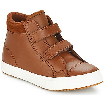 Sapatos Criança Sapatilhas de cano-alto Converse CHUCK TYLOR ALL STAR AV PC BOOT - HI Castanho