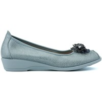 Sapatos Mulher Sabrinas Vulladi Manoletinas  Bubbles 5478 GRIS