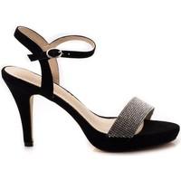 Sapatos Mulher Sandálias Azarey 375A236 Preto
