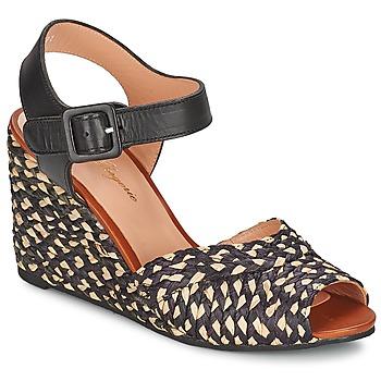 Sapatos Mulher Sandálias Robert Clergerie DISON Preto