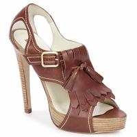 Sapatos Mulher Sandálias Rupert Sanderson MANON Couro