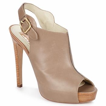 Sapatos Mulher Botas baixas Rupert Sanderson LUCIDA Castanho