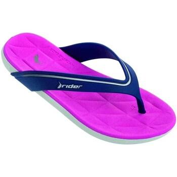 Sapatos Mulher Chinelos Rider Elite Fem Cinzento,Azul marinho,Cor-de-rosa