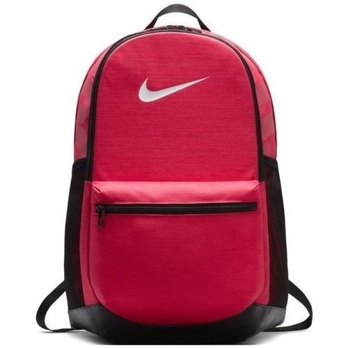 Malas Mochila Nike Brasilia Cor-de-rosa