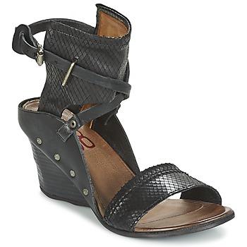 Sapatos Mulher Sandálias Airstep / A.S.98 KOKKA Preto