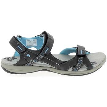Sapatos Mulher Sandálias Elementerre Curcuma Gris Cinza